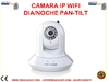 Camara IP WIFI Pan/Tilt