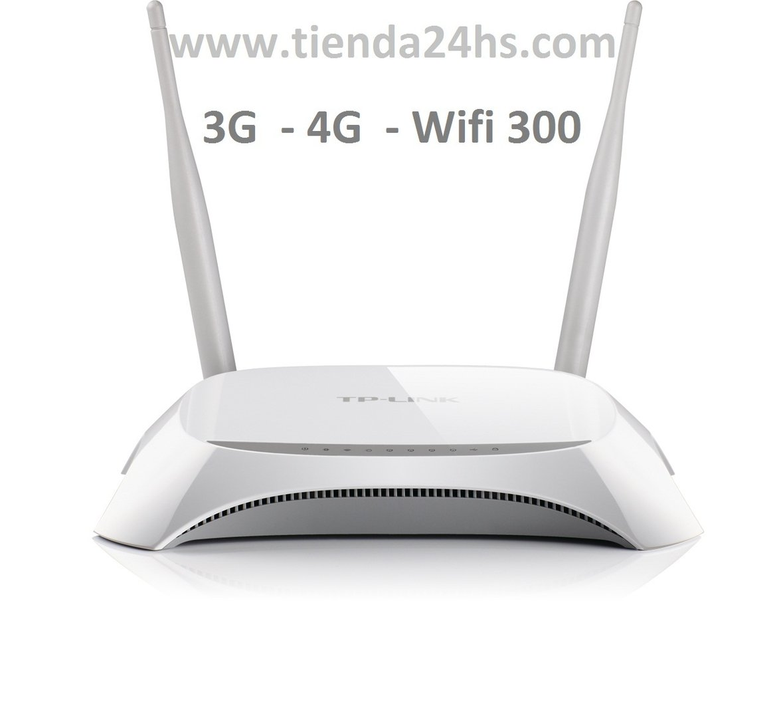 Router 3g 4g TP-Link TL-MR3420