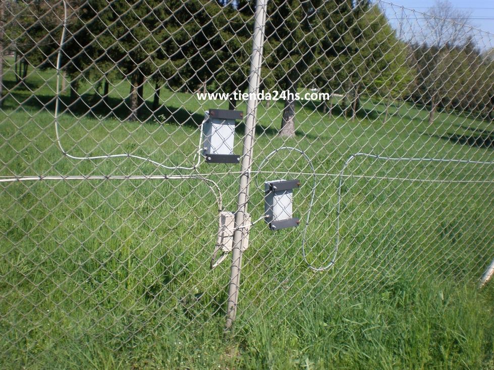 Allarme di sicurezza recinzioni perimetrali 600m - Allarmi per casa ...
