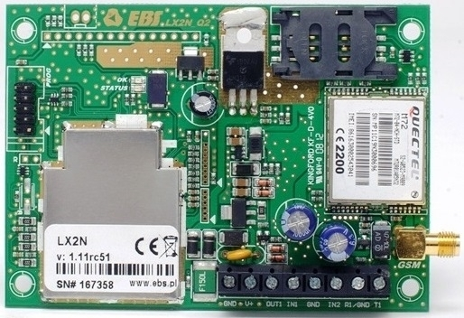 Transmitter Gprs Sms Real Time Contact Id Ademco Express