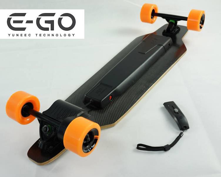 Skate Board Electrico Materiales De Construcci 243 N Para La