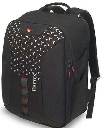 sac dos pour parrot drone bebop 2 et skycontroller noire. Black Bedroom Furniture Sets. Home Design Ideas
