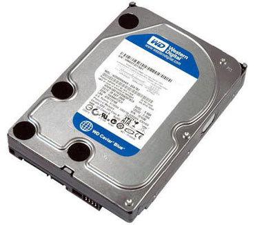 Hard Drive HDD 500GB Serial ATA, SATA 3 / 6 Gb / s