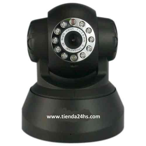 camara ip  wifi, con detector movimiento