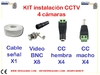 Tool Kit for CCTV installation