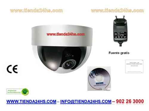 AVTECH dome formato IP