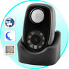 Video recorder with audio, motion detection