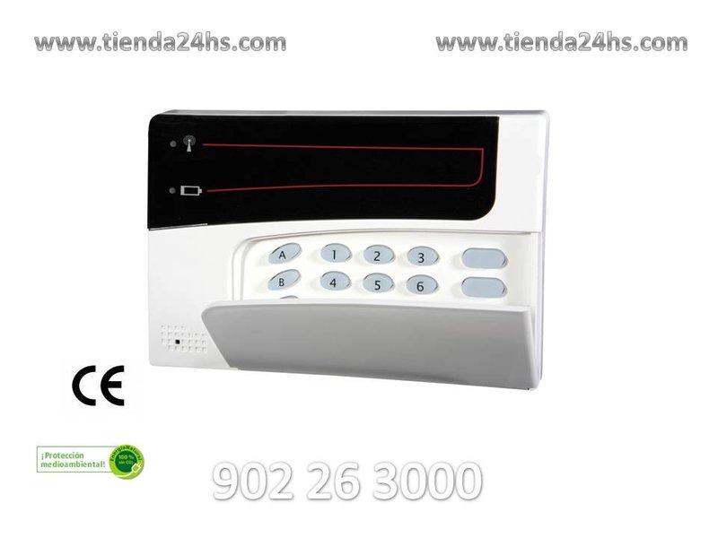 Clavier sans fil, connexion rapide ou périmètre total