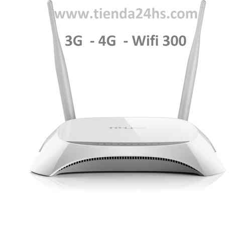 Routeur 3G 4G TP-Link TL-MR3420