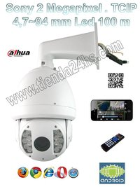 2MP pieno Dome IP HD Led 100 m