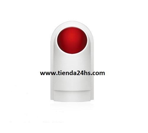 Sir ne ext rieure sans fil centrale 2013017 - Sirene alarme exterieure sans fil ...