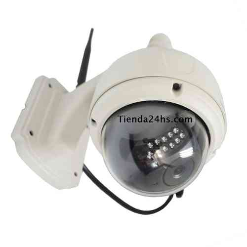 1.3 Mp IP Dome Extérieur Carte SD