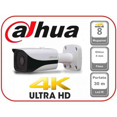 IP Camera esterna HD ULTRA 4k