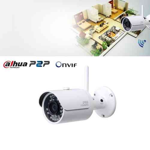 IP Security Camera 2 Megapixel Wireless LED