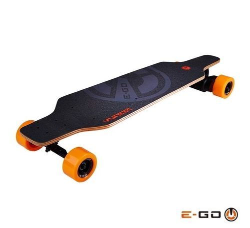 Electric Skateboard with Yuneec command