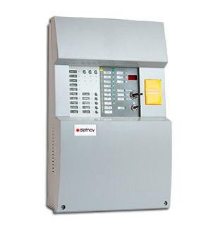 Conventional fire panel 2 z extinguishing and 1 z detect