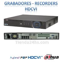 CVI recorders for ful
