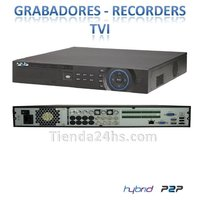 TVI recorders for full HD