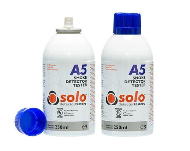 Solo A5 Aerosol Fume Testeur Detecteur Il Est A Base De 250 Ml