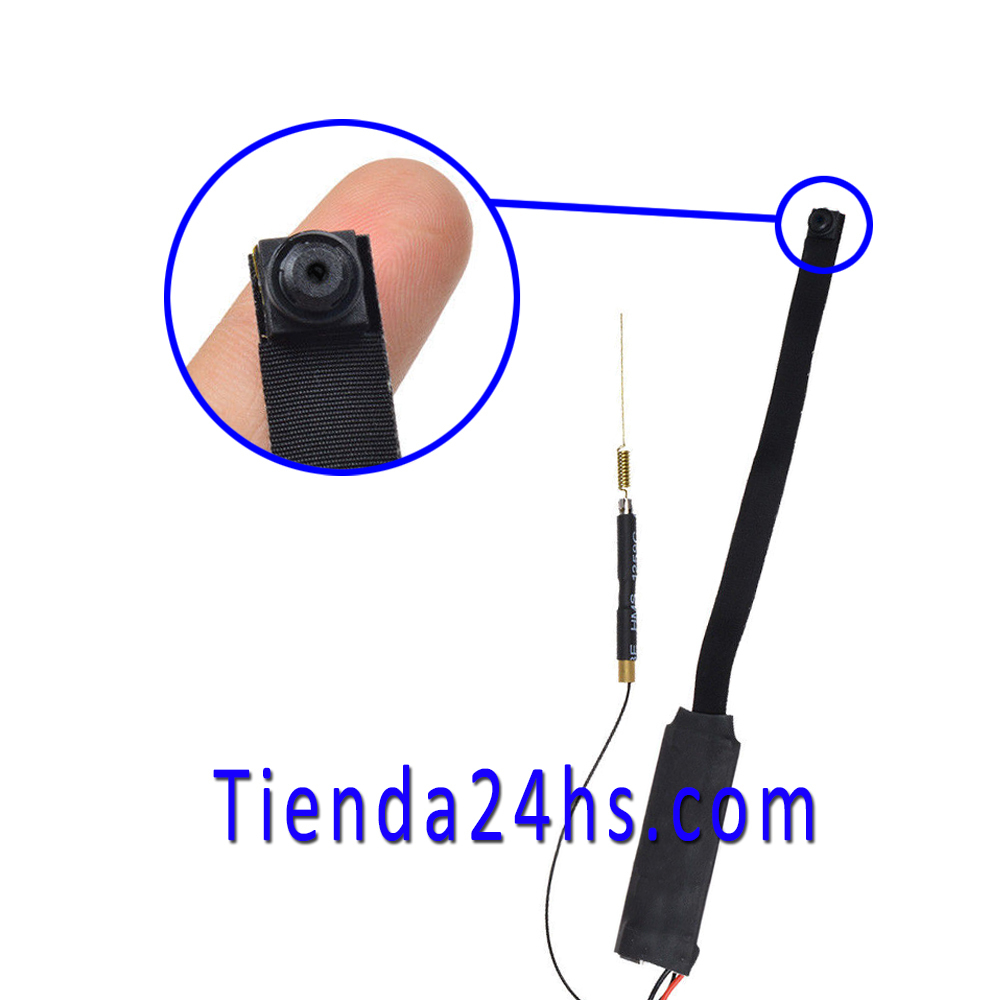 Mini Spy Camera Ahd 1080p Wifi Direct Connection Ip To Cctv
