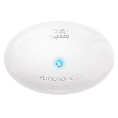 Wireless flood detector NC Z-Wave