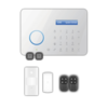 Wireless Alarm Kit with Alerts Dispatch and Touch Panel