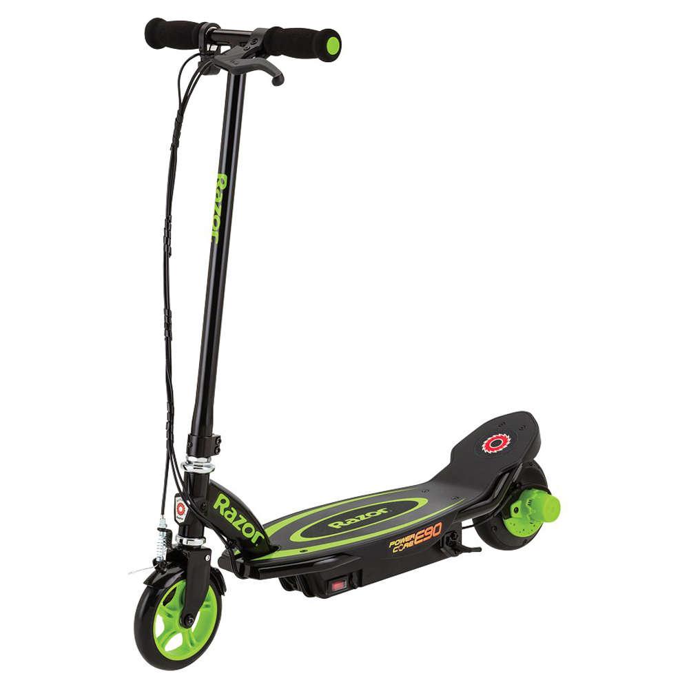 Electric Scooter Razor E90 Power Core 16km H 80min Green