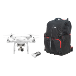 Drone Phantom 3 Advanced Combo battery + backpack