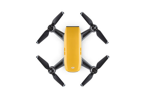 DJI Mini Dron Spark Color Amarillo