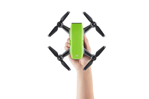 DJI Mini Dron Spark Color Verde
