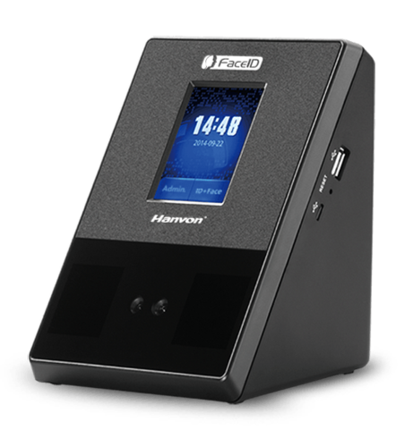 Biometric face control 500 face 10000 Hanvon FaceID