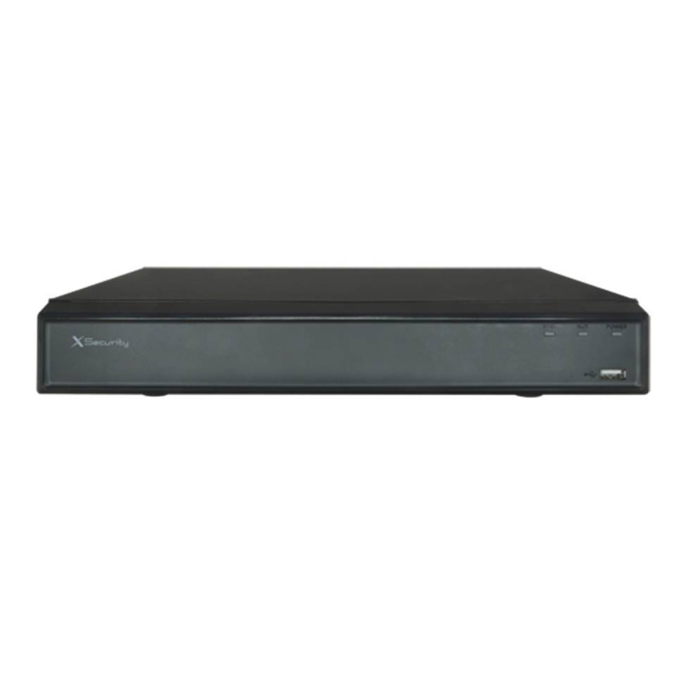 Video recorder 5n1 X-Security 32 CH 16 + 8 IP