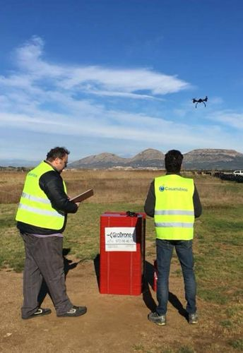 Pilot Course of Presential Theoretical Drone+Practical Theory