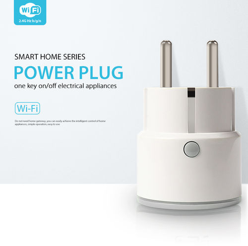 AC power plug communication WIFI 2.4Ghz
