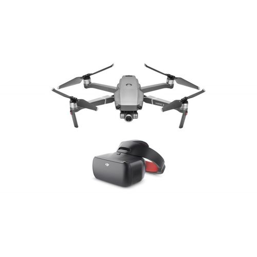 Mavic 2 zoom DJI con gafas racing edition