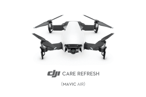 Seguro care refresh dji para mavic air