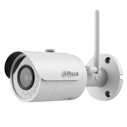 IP camera wifi bullet 3 mpx with 2.8mm lens