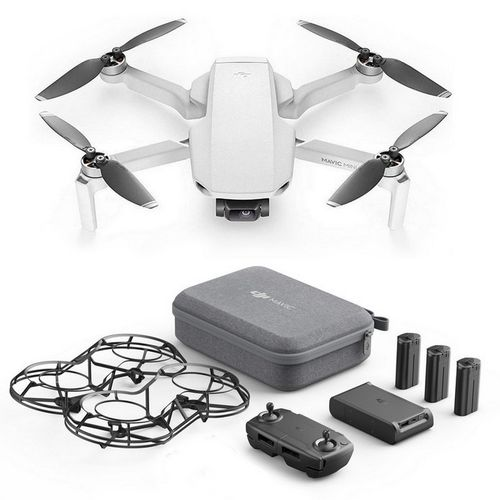 Mavic mini como dji 249 grams 2.7k resolution