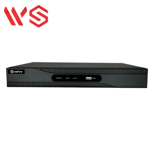 5-in-1 video recorder 16 channels 4k resolution