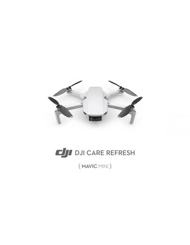 Seguro care refresh dji para mavic mini