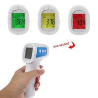 Hand thermometers