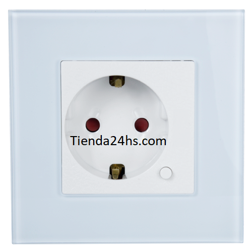 Enchufe eléctrico APP wifi 2300w gestionable APP tuya